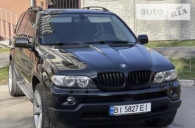 Внедорожник / Кроссовер BMW X5 2006 в Полтаве