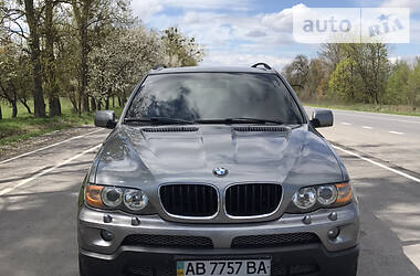 Внедорожник / Кроссовер BMW X5 2005 в Виннице