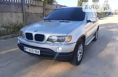 Внедорожник / Кроссовер BMW X5 2001 в Новой Каховке