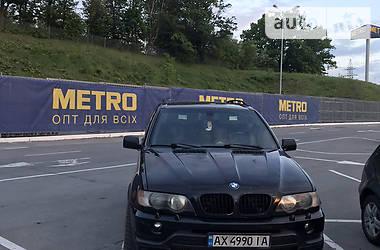 Внедорожник / Кроссовер BMW X5 2001 в Харькове