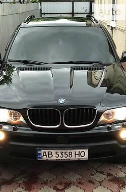 Внедорожник / Кроссовер BMW X5 2005 в Могилев-Подольске