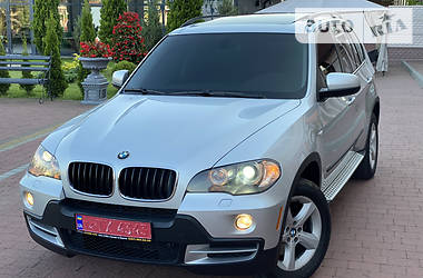Позашляховик / Кросовер BMW X5 2007 в Стрию