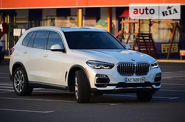 Внедорожник / Кроссовер BMW X5 2019 в Луцке
