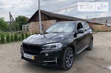 Внедорожник / Кроссовер BMW X5 2014 в Черновцах