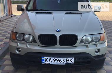 Позашляховик / Кросовер BMW X5 2003 в Гайсину