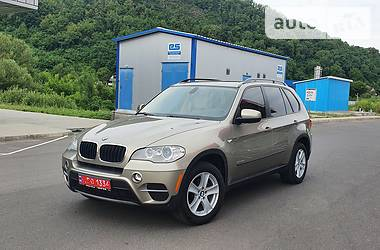 Внедорожник / Кроссовер BMW X5 2012 в Мукачево