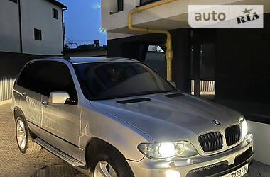 Внедорожник / Кроссовер BMW X5 2004 в Львове