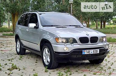 Внедорожник / Кроссовер BMW X5 2001 в Николаеве
