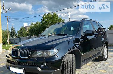 Внедорожник / Кроссовер BMW X5 2004 в Тернополе