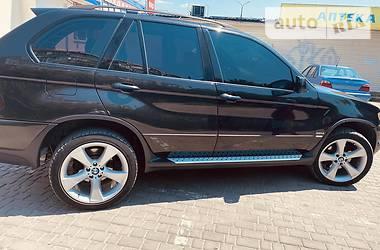 Внедорожник / Кроссовер BMW X5 2002 в Херсоне