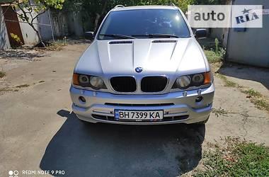 Позашляховик / Кросовер BMW X5 2002 в Южному