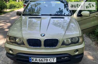 Внедорожник / Кроссовер BMW X5 2000 в Киеве