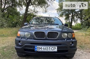 Внедорожник / Кроссовер BMW X5 2000 в Сумах