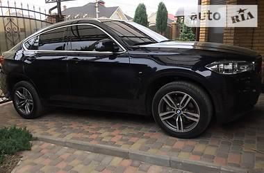 BMW X6 M 2016 в Запорожье