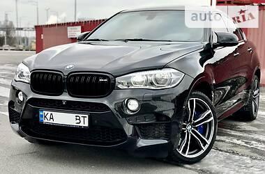 BMW X6 M 2017 в Киеве