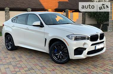 BMW X6 M 2016 в Києві