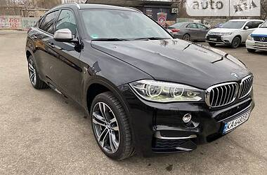 BMW X6 M 2015 в Києві