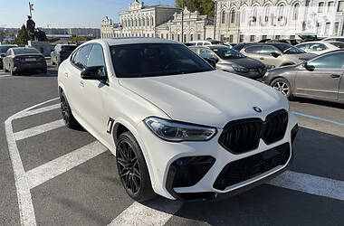 Внедорожник / Кроссовер BMW X6 M 2020 в Харькове