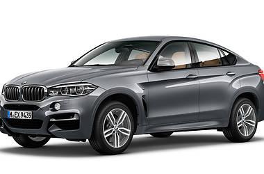 BMW X6 2017 в Львове