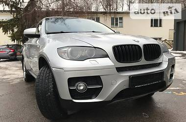 BMW X6 xDrive 30d Restyle 2011
