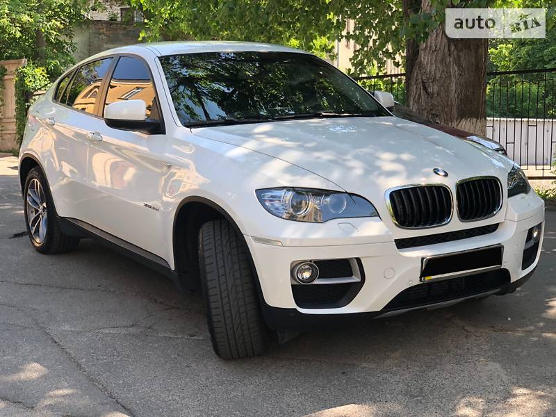 BMW X6 2013 в Киеве