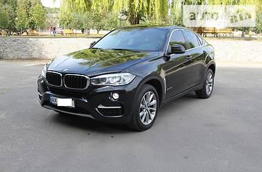 BMW X6 2015 в Харькове