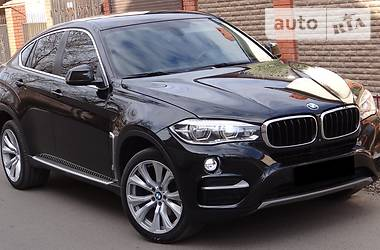 BMW X6 40d AWT