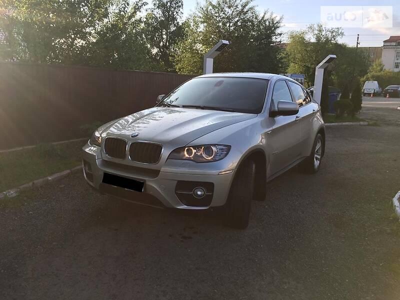 Позашляховик / Кросовер BMW X6 2011 в Києві