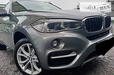 BMW X6 2016 в Тернополе