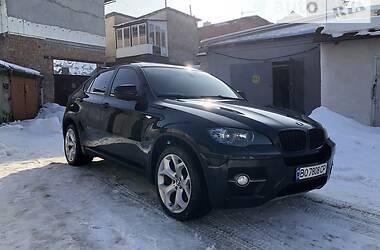 BMW X6 2011 в Черновцах