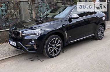 BMW X6 2015 в Черновцах