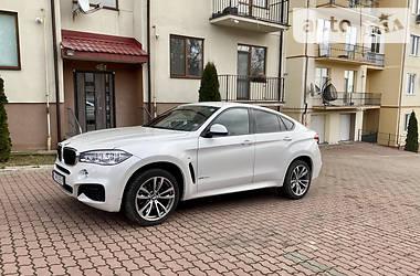 BMW X6 2018 в Ужгороде