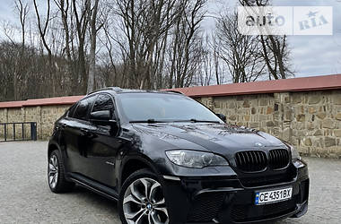 BMW X6 2009 в Черновцах