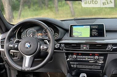 Позашляховик / Кросовер BMW X6 2016 в Києві