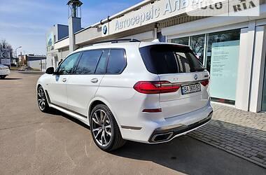 Внедорожник / Кроссовер BMW X7 2020 в Кременчуге
