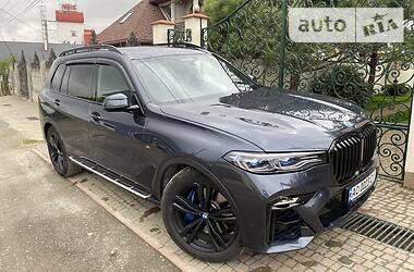 BMW X7 2019 в Ужгороді