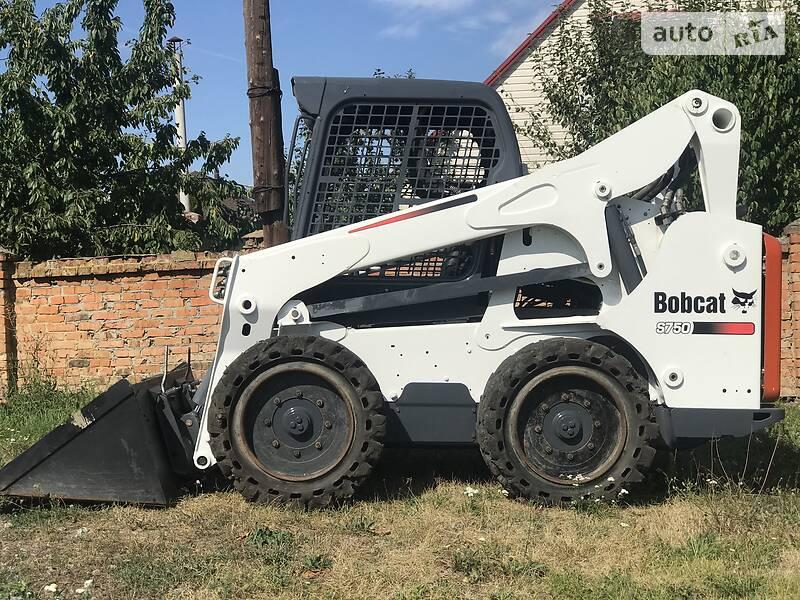 Bobcat S750 2013 в Виннице