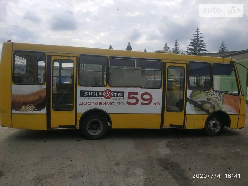 Богдан А-09201 (E-1) 2005 в Ивано-Франковске