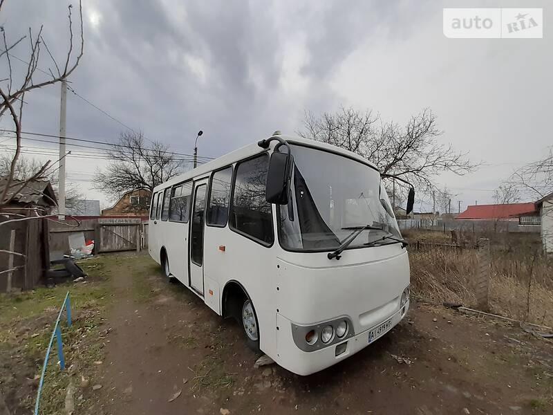 Туристичний / Міжміський автобус Богдан А-09212 2006 в Фастові
