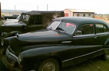 Buick Eight 1947 в Смеле