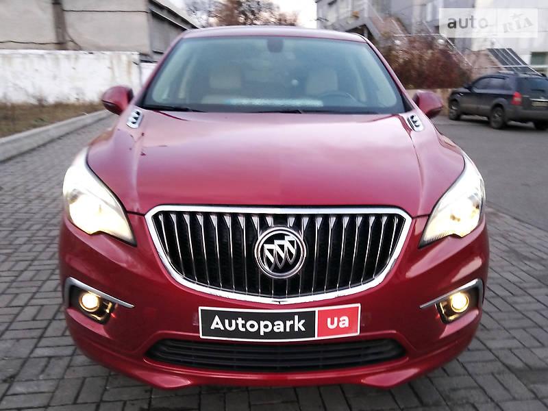 Buick Envision 2017 в Киеве