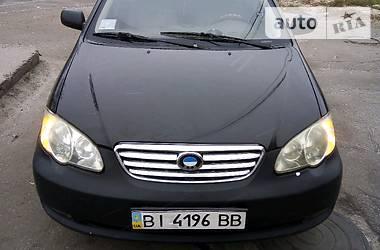BYD F3 2008 в Полтаве