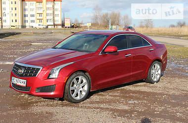 Cadillac ATS 2014 в Дрогобичі