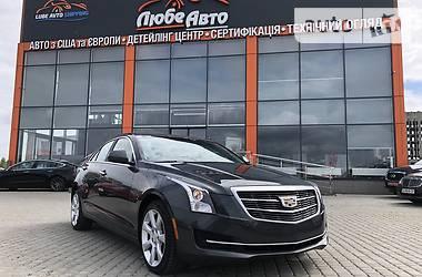 Седан Cadillac ATS 2016 в Львове
