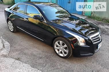 Седан Cadillac ATS 2012 в Киеве