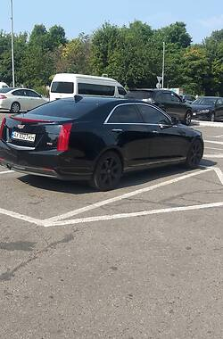 Седан Cadillac ATS 2017 в Дніпрі