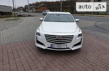 Cadillac CTS 2017 в Тернополе