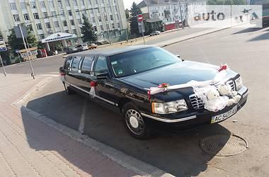 Cadillac DE Ville 1998 в Луцке
