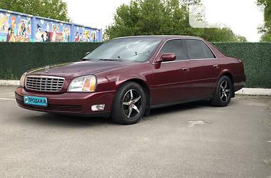 Седан Cadillac DE Ville 2000 в Киеве