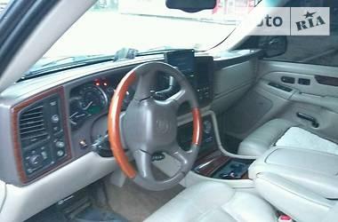 Cadillac Escalade 2002 в Киеве